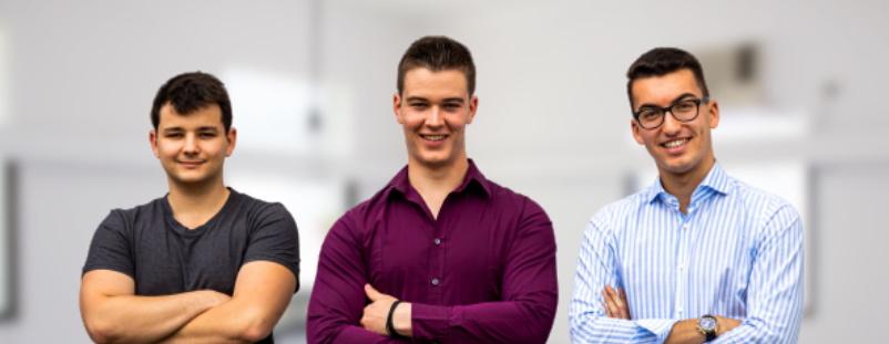 Team unserer SEO Agentur und Webdesigner